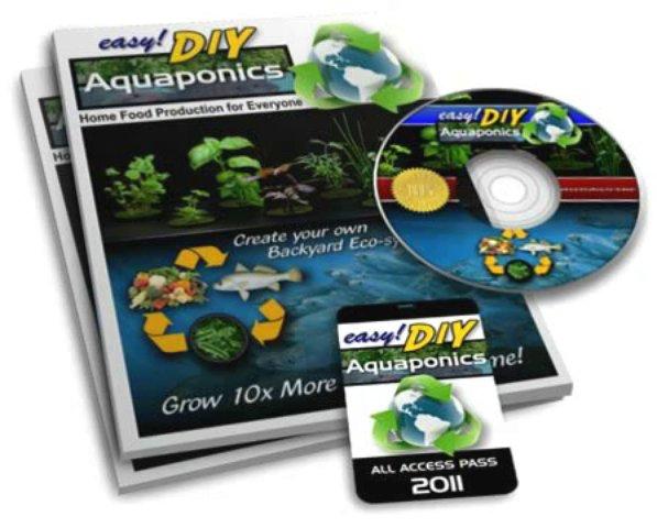 Easy DIY Aquaponics Review + Bonus