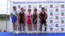 Critérium national handi aviron sprint - 2013