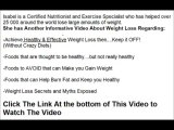 How to Lose Weight Fast - The truth about Fat Burning Foods and Weight Loss Programs