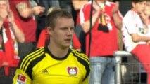 Il Bayer Leverkusen supera facilmente l'Hannover