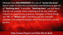 Does The Text Your EX Back System Really Work | Does Text Your EX Back Really Work