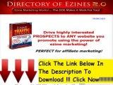 Directory Of Ezines Discount + Directory Of Ezines