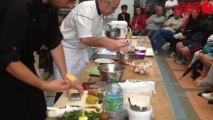 Démonstration culinaire - Saveurs d'octobre