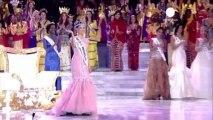 Miss Monde est philippine, Miss France première dauphine