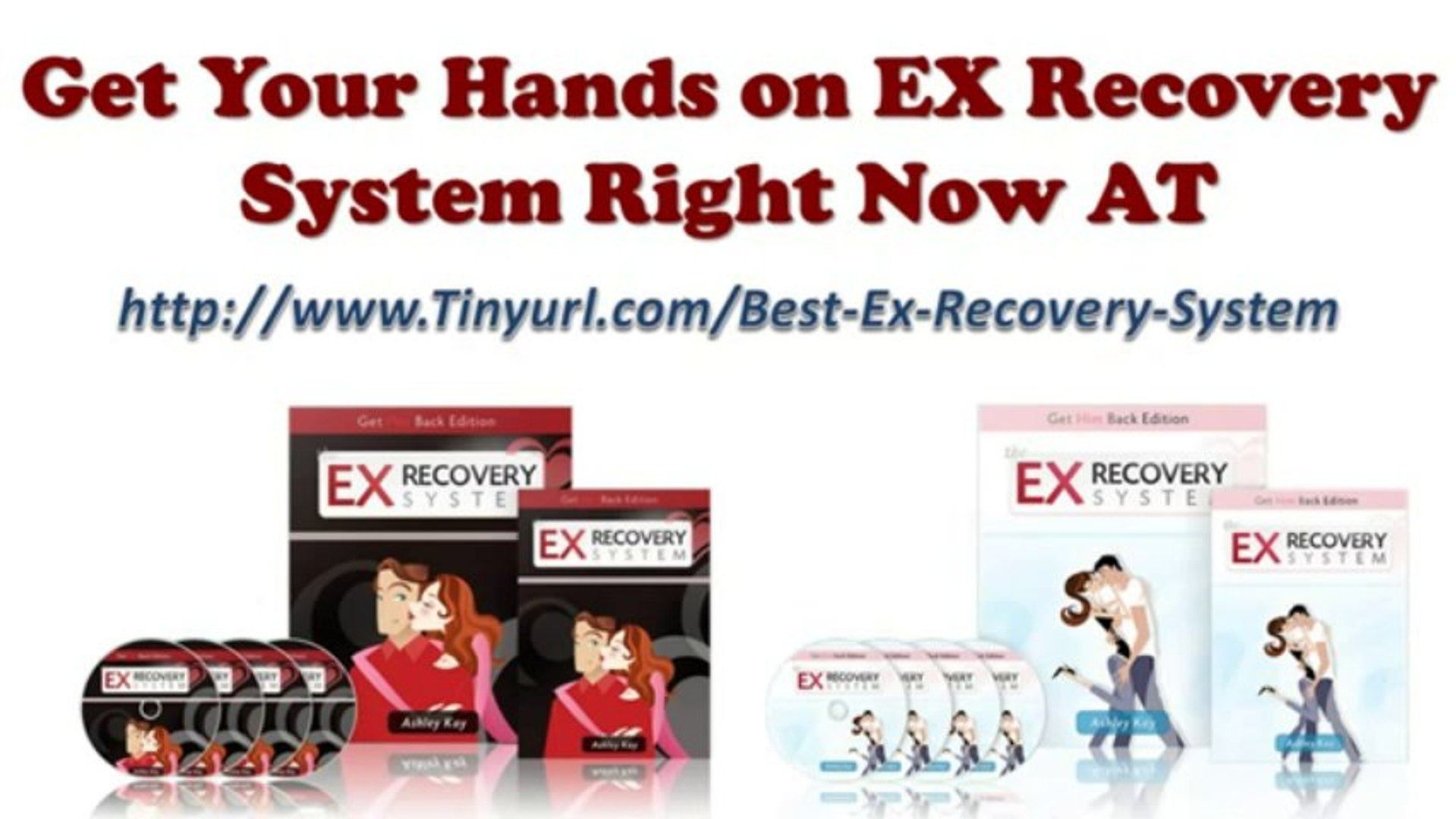 The EX Recovery System PDF - The EX Recovery System Book - The EX Recovery System PDF Download