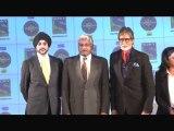 Amitabh Bachchan at the launch of KBC Season 7