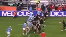 All Blacks VS Argentina (Pumas) 2013 Rugby Championship