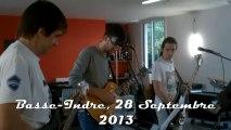 Répétition Groupe Rock - 28 Septembre 2013
