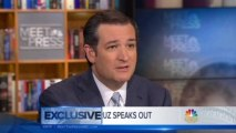 Cruz accuses Democrats of forcing a government shutdown