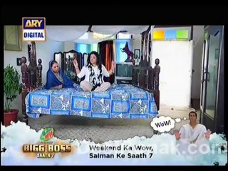 Quddusi Sahab Ki Bewah - Episode 114 - September 29, 2013 - Part 3