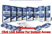 Fb Influence Review + Bonus | Fb Influence With Super 50 Over $4,987 Bonuses