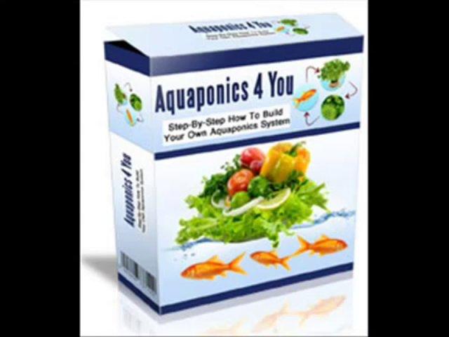 """""""Aquaponics 4 You FREE Download"""""""