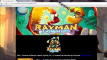 Rayman Legends Game Crack - Free Download - PS3 - Xbox 360