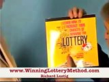 Richard Lustig, Winning Lottery Method, Increase Your Chances To Win The Lottery