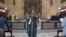 26º DOMINGO DO T. C. ANOC Homilia do Frei Petrônio. (Missa das 9).