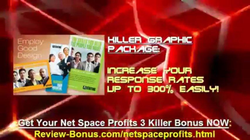 Net Space Profits 3 Bonus, Net Space Profits 3 Best Bonus, bonuses pack
