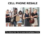 Cell Phone Resale - How to Sell Phones Online