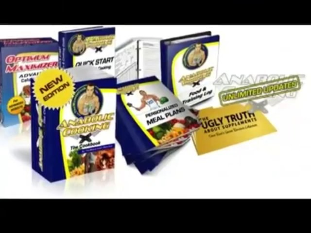 Anabolic Cooking Review   Anabolic Cooking Download   Anabolic Cooking by Dave Ruel   Godialy.com