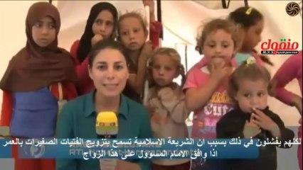 فيديو/شاهد كيف يتعامل السعوديون مع اللاجئات السوريات! Watch how the Saudis deal with the Syrian refugee!
