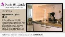 Appartement Studio à louer - Boulogne Billancourt, Boulogne Billancourt - Ref. 2664