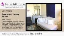 Appartement 2 Chambres à louer - Batignolles, Paris - Ref. 4494