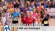 De 4 Mijl van Groningen bij RTV Noord - RTV Noord