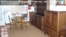 Vente - appartement - metabief (25370)  - 38m²