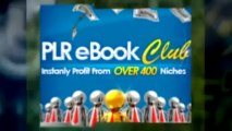 PLR eBook Club — 11500+ Private Label Rights eBooks, Articles, Products, Resell Rights