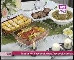Zauq Zindagi with Sara Riaz and Dr Khurram Musheer, Khichra, Hunter Beef & Yogurt dessert, part 2 of 2