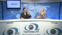 Interview de Thomas Desplanques directeur d'IFTM Top Résa pendant le salon 2013