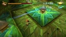 Rayman Revolution - Sous le Sanctuaire de Lave