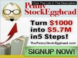 Penny Stock Egghead Forum + GET SPECIAL DISCOUNT + BONUS