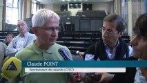 Point Presse HEULIEZ - Claude POINT (délégué des salariés CFDT) - 30 septembre 2013
