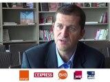 BARO BVA ORANGE L'EXPRESS PRESSE REGIONALE FRANCE INTER
