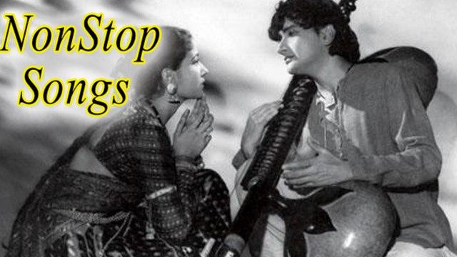 Baiju Bawra   Non Stop Songs   Meena Kumari, Bharat Bhushan
