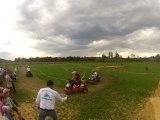 course de tracteur tondeuse Charre 28 09 2013