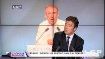 Ça Vous Regarde - Le débat : Bayrou/Borloo : un partout, balle au centre ?