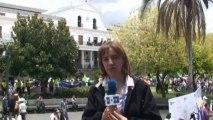 Informe a cámara: Correa recuerda revuelta policial de 2010 como el fin de los golpistas