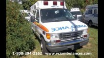 Used Ambulance 2006 MedTec B09553 VCI PreOwned used Ambulances