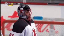 PS3 - NHL 13 - Be A GM - AHL Game 1 - Albany Devils vs Springfield Falcons