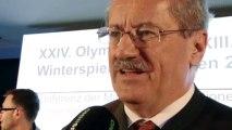 """München 2022: OB Ude: """"Sportler müssen Bürger begeistern"""""""