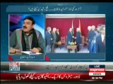 To The Point -  30th September 2013 Sheikh Rasheed Exclusive Full Interview on Express News