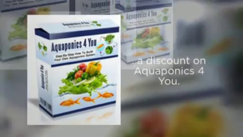 Discount On Aquaponics 4 You (no Review)