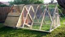 Building a Chicken Coop - Chicken Coop Plans and Designs