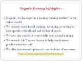 SAP BPC online training india |SAP BPC Training | SAP BPC Online|MAGNIFIC TRAINING