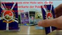 Opening Japanese Pokemon Trading Card Booster Packs (Basic, Jungle, Team Rocket - German)