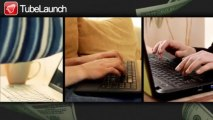 TubeLaunch - Make cash money just by uploading videos to YouTube! Start today!