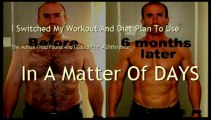 No Nonsense Muscle Building Workout Routine --Gain Lean Muscle Mass Fast