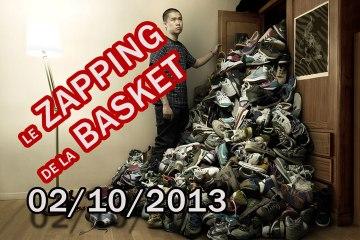 Le Zapping de la Basket du 02 Octobre 2013