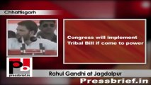 Rahul Gandhi in Chhattisgarh slams BJP Govt in the state for Maoist violence